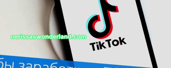 20 ways to make money in Tik Tok