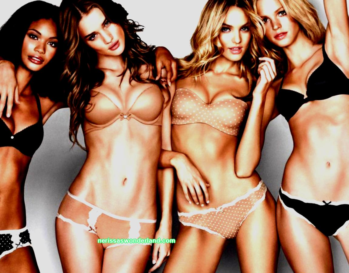 Victoria Angels; s Secret does not exist