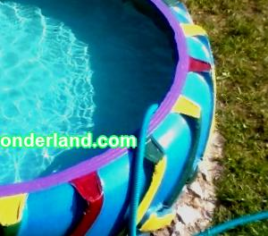 A pool made of improvised materials with your own hands - tires, bathtubs, concrete ring Very soon a hot summer will come, when the mercury column of the thermometer goes off scale and so you want to rinse in