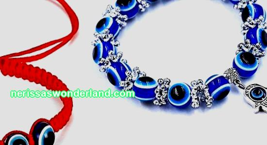 Charm bracelet from the evil eye: strength, purpose, how to make