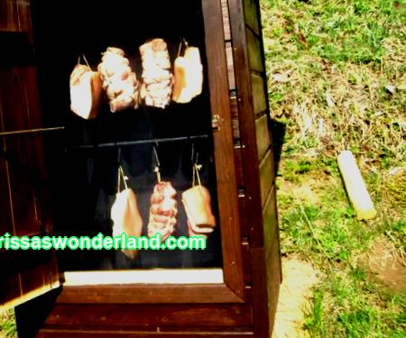 How to organize a smokehouse in the country: 5 interesting options with a photo