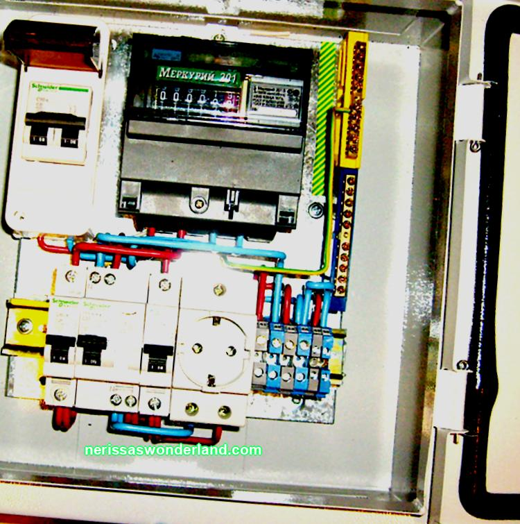 We make an electrical panel in the garage with our own hands: the most detailed instructions on the Internet
