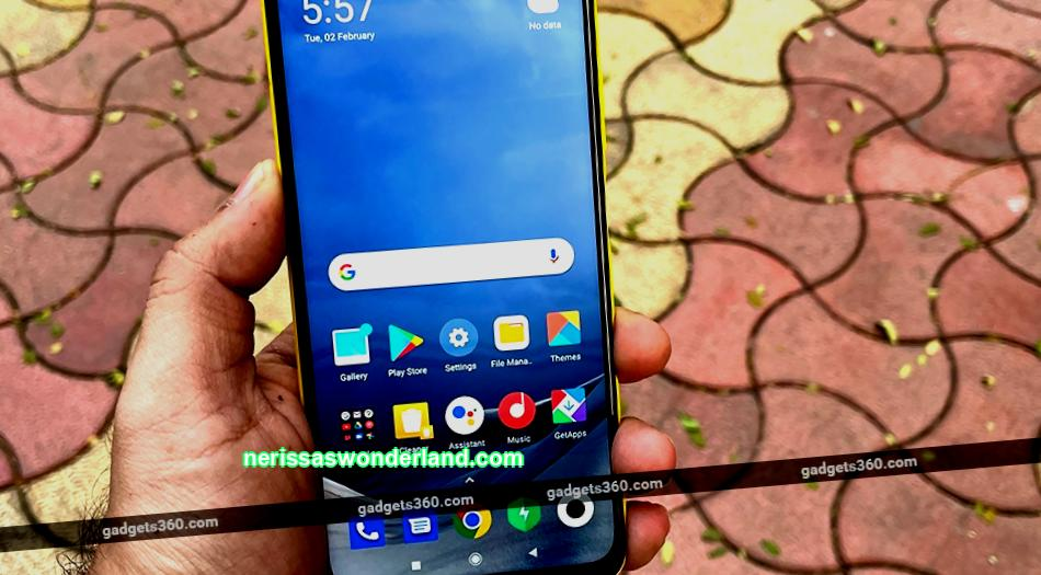Poco M3 review: good performance for the price