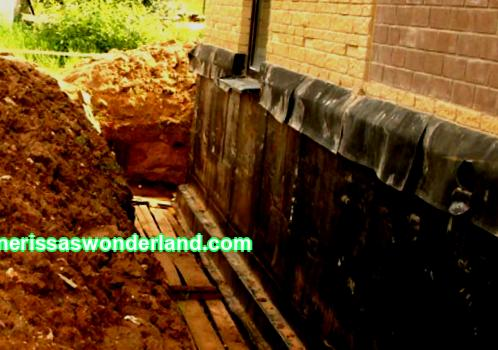 Drainage system in a private house with your own hands