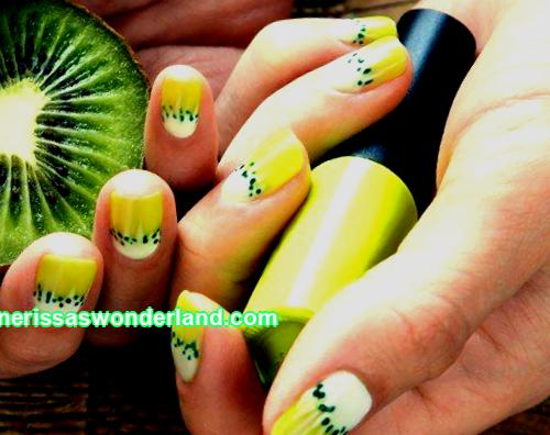 Fruit nail art ideas to decorate your nails this summer