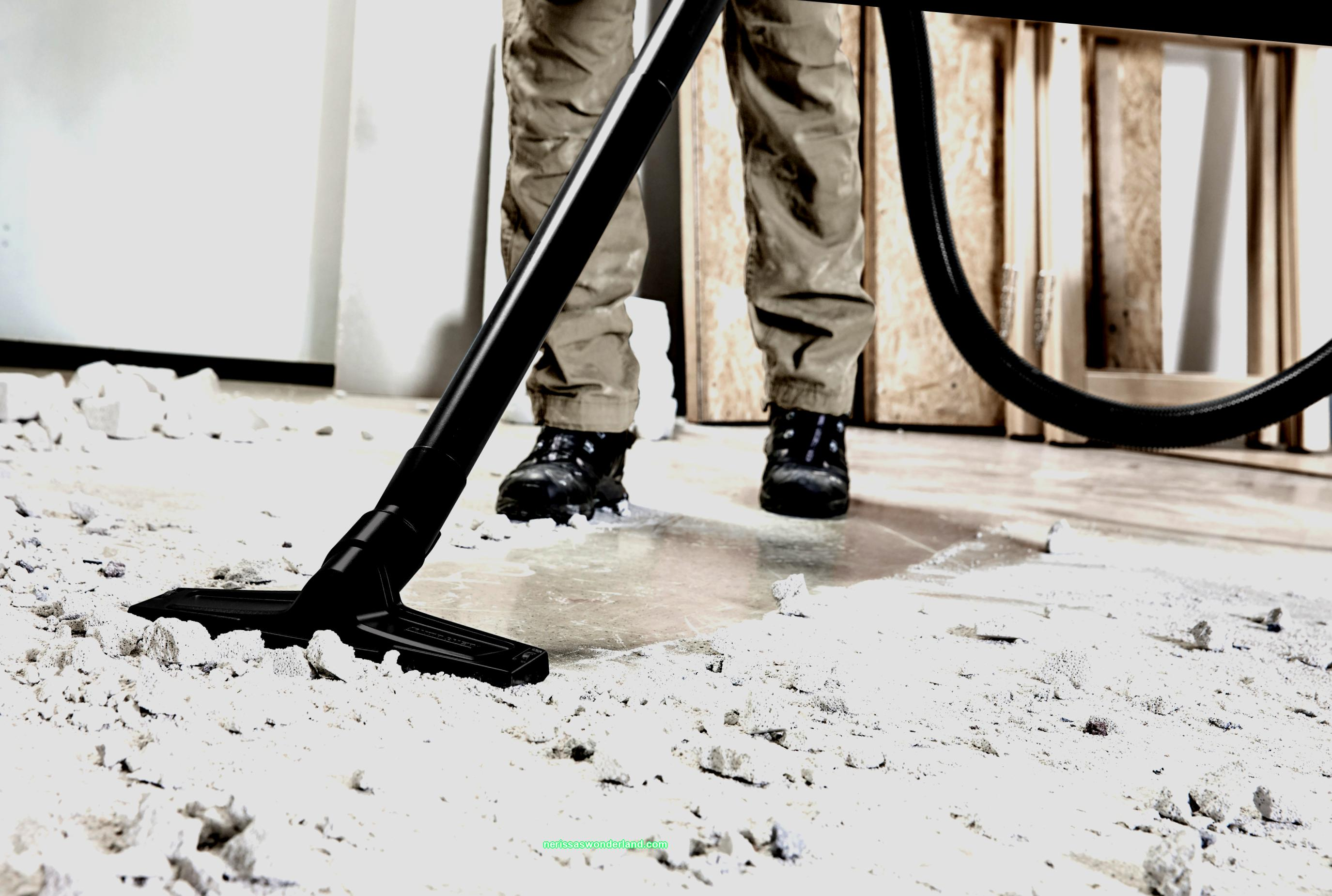 How to do cleaning after renovation - cleaning an apartment from construction dust