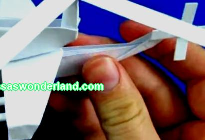 How to make a turntable out of paper what stationery will be needed for this sequence of making a turntable