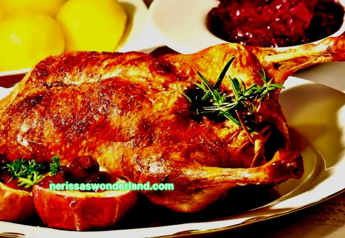 Christmas Goose: How to Pick a Good Fresh Carcass