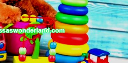 How to choose toys by child's age