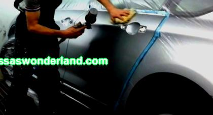 How to choose a spray gun for painting cars and home use