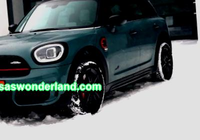MINI John Cooper Works Countryman: addictive
