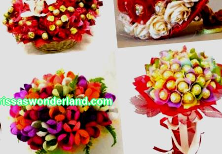 A bouquet of candies with your own hands - an original gift for any occasion