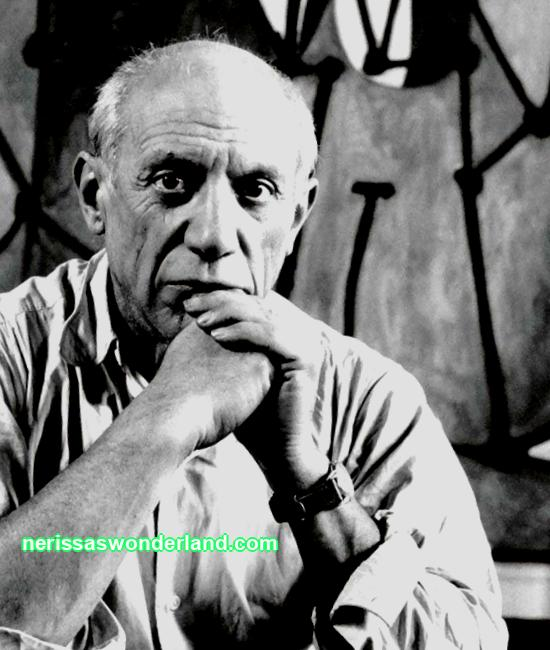 Pablo Picasso: the rules of life for an ardent Spaniard