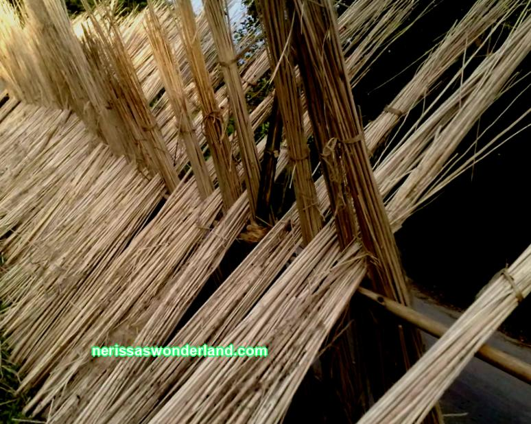 The use of jute insulation in timber construction