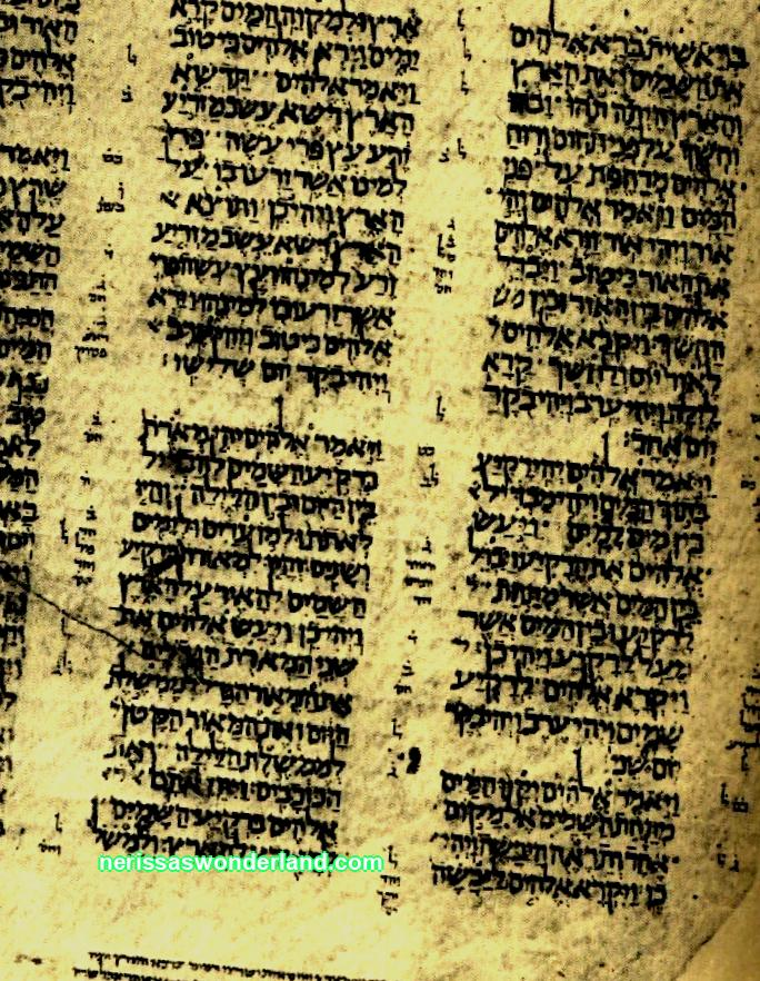 Torah and the Old Testament: a team of authors - to the answer! (and leave Moses alone)