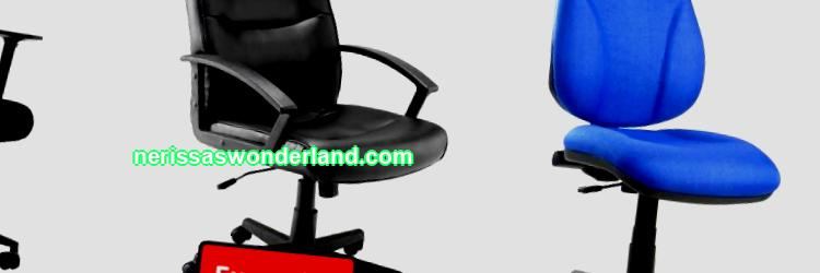 Choose an office chair for working at home