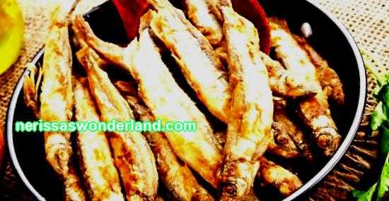 The principle of frying fish without odor and oil splashes
